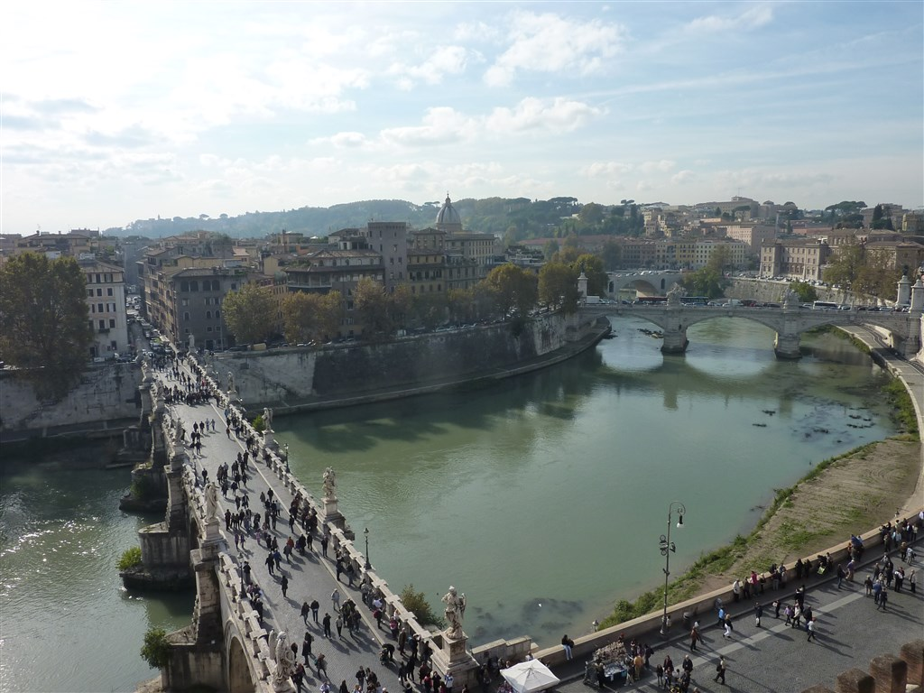 Řím pro pokročilé (letecky)