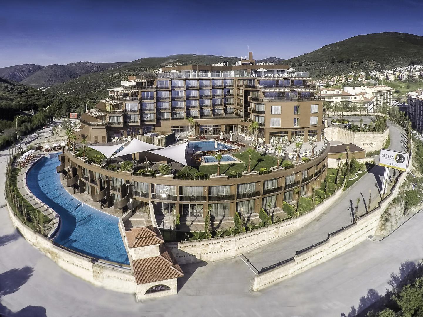 Hotel Suhan 360