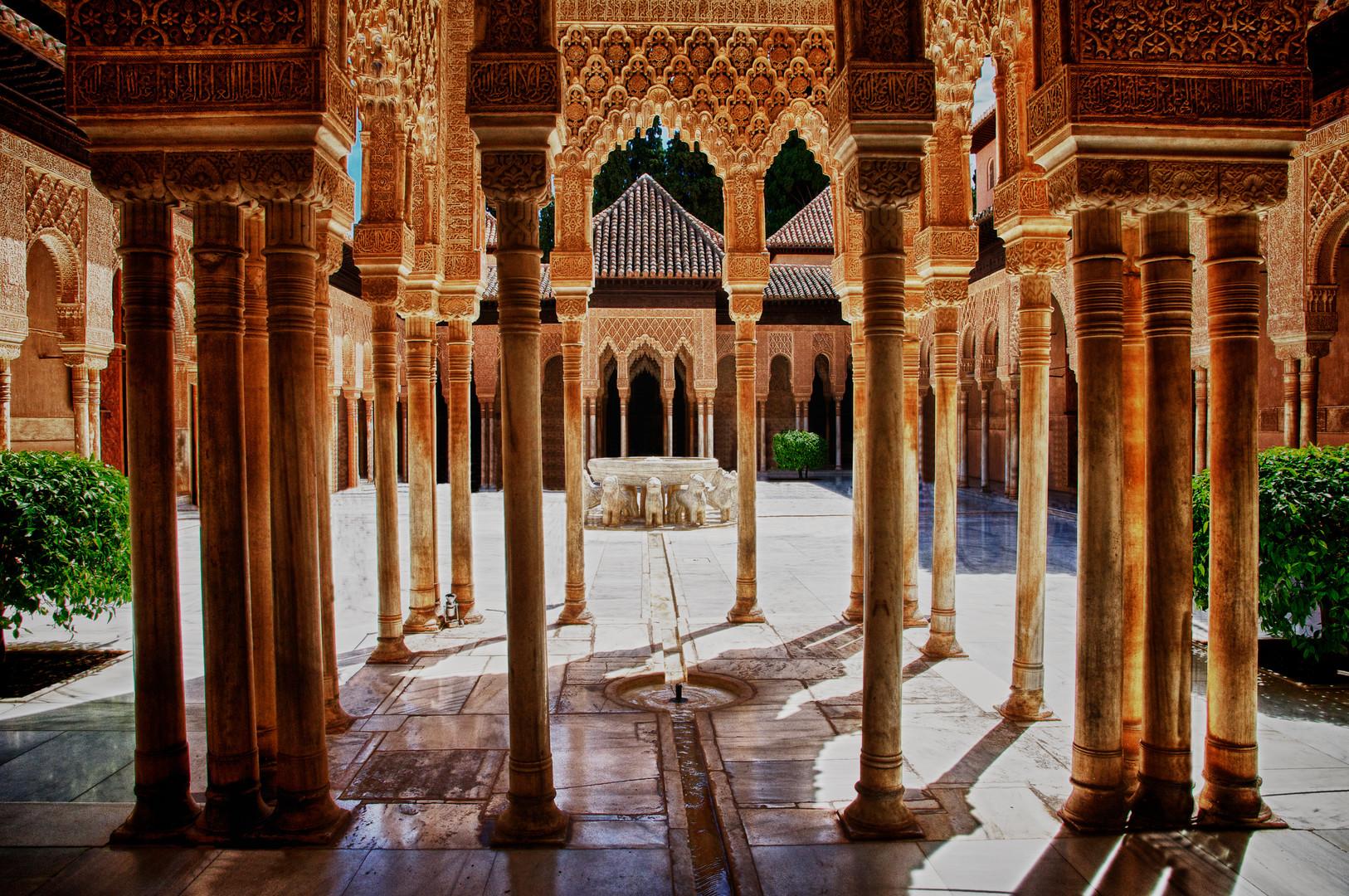 Krásy jižního Španělska (putování Andalusií) #5