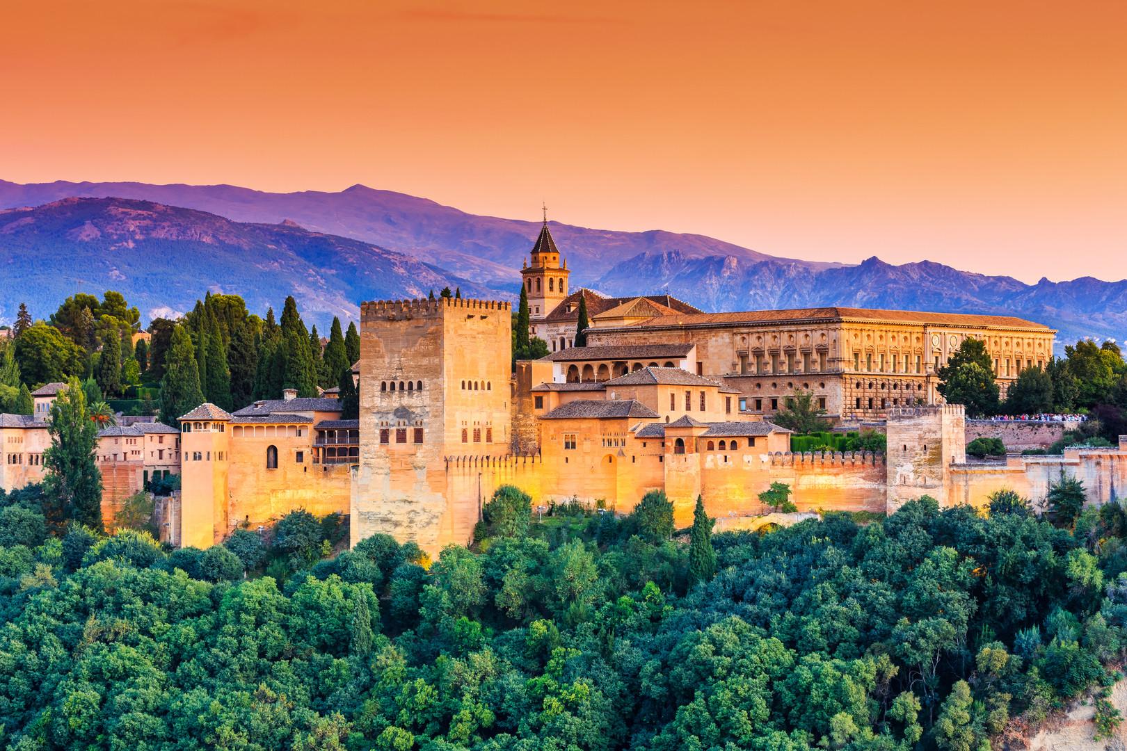 Perly Andalusie s pobytem u moře
