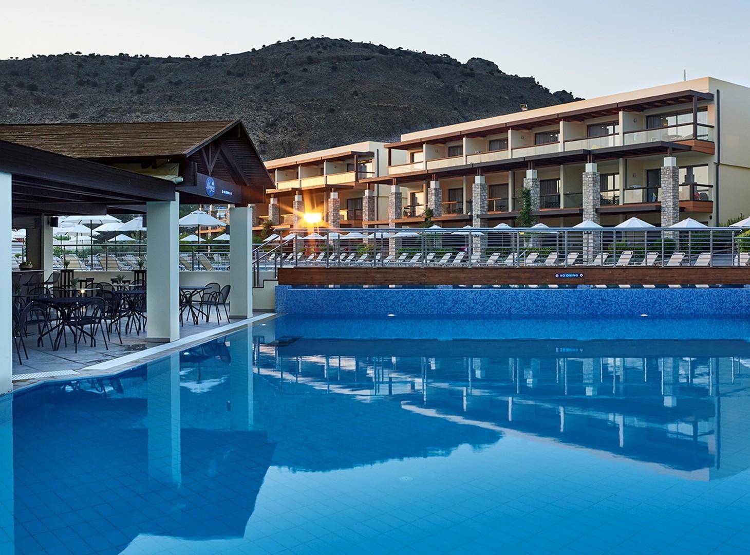 Hotel Island Blue