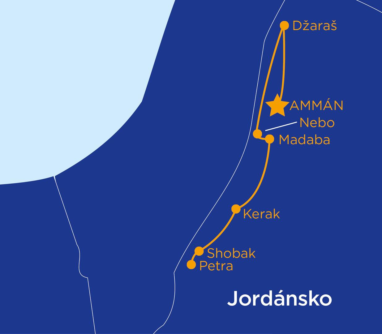 Jordánsko - země skrytých pokladů #2