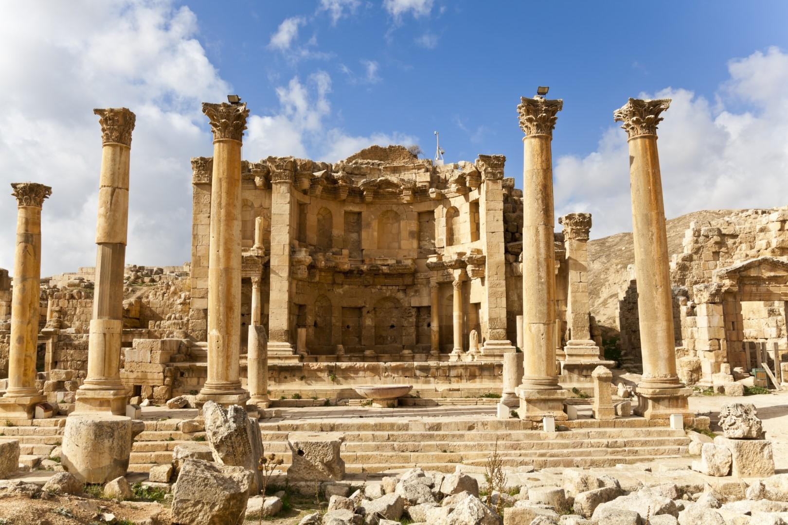 Jordánsko - země skrytých pokladů #3