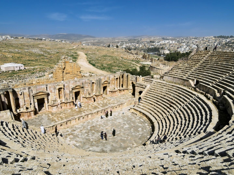 Jordánsko - země skrytých pokladů #4