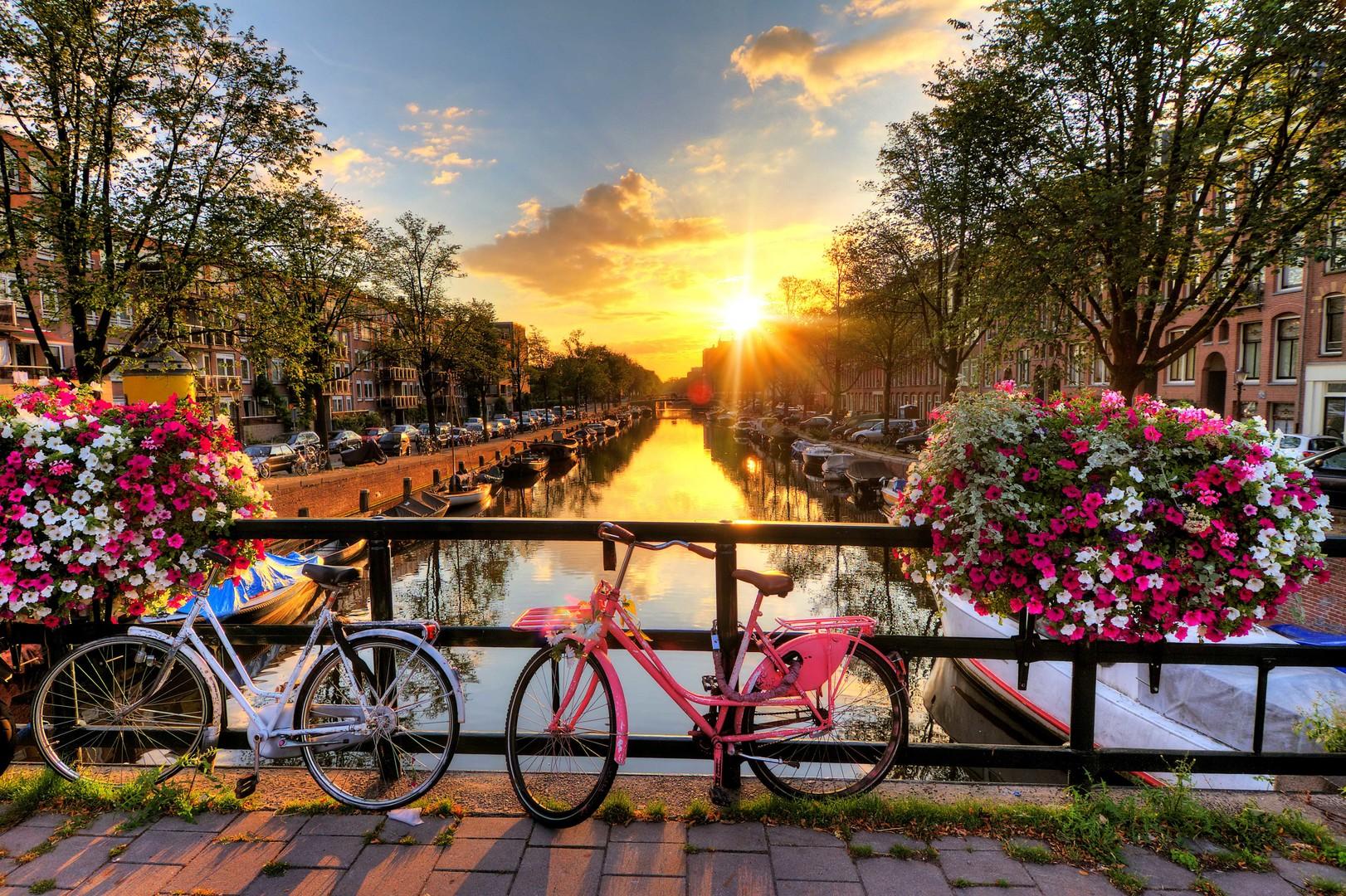 Prodloužený víkend v Amsterdamu (4 dny)