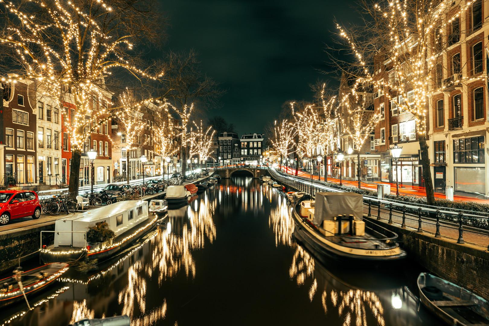 Prodloužený víkend v Amsterdamu (3 dny)