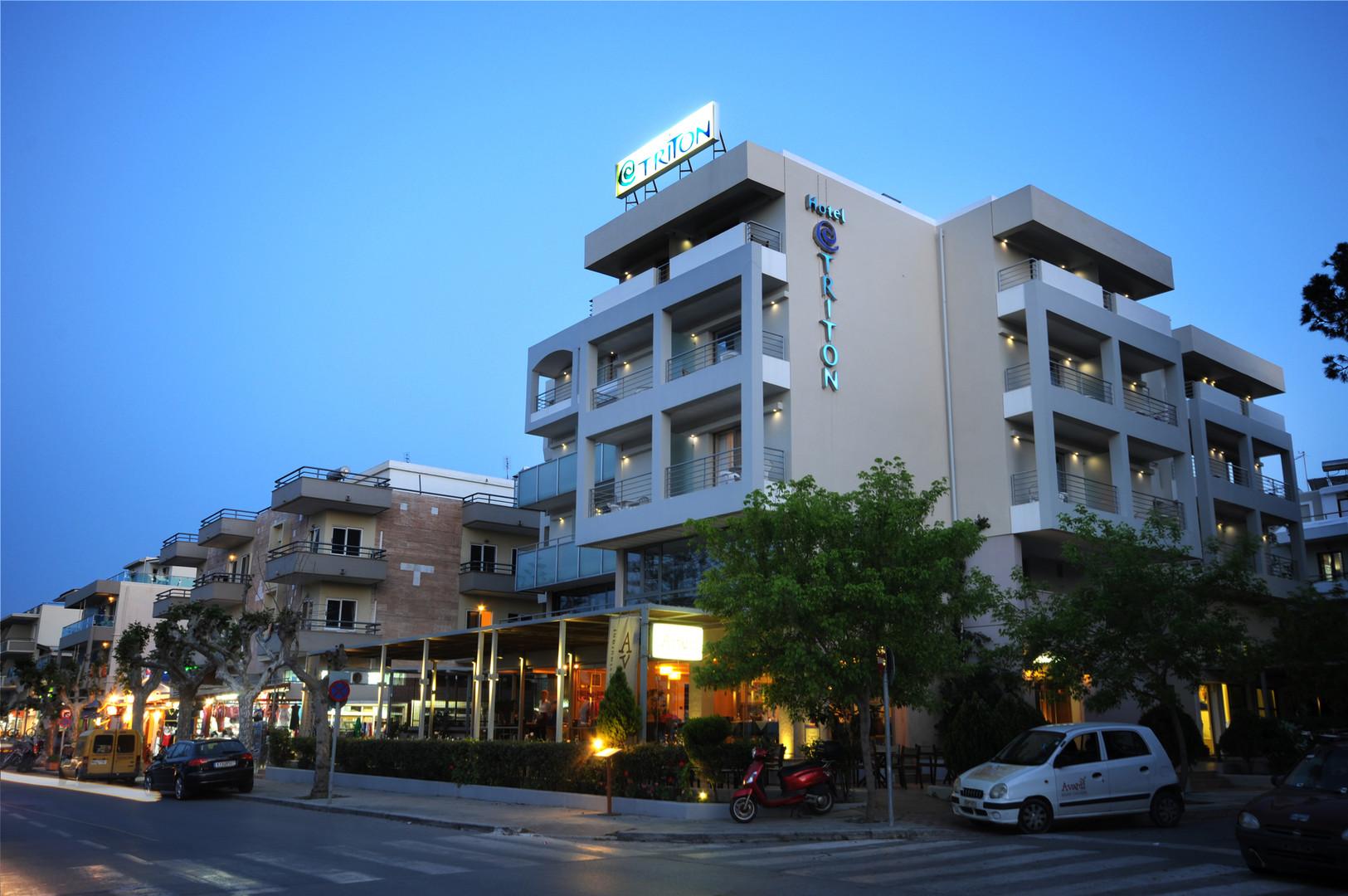 Hotel Triton Boutique Hotel