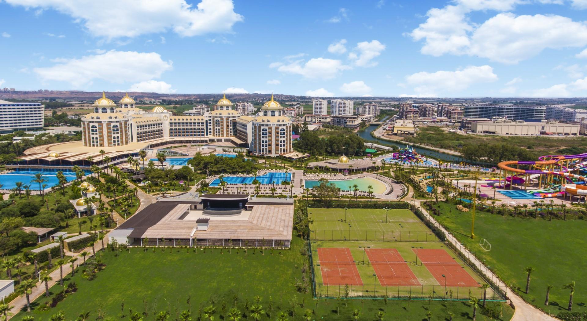 Hotel Delphin Be Grand Resort #2