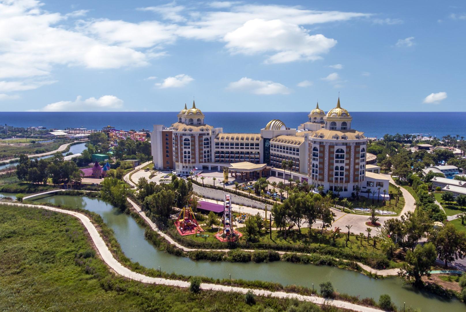 Hotel Delphin Be Grand Resort #3