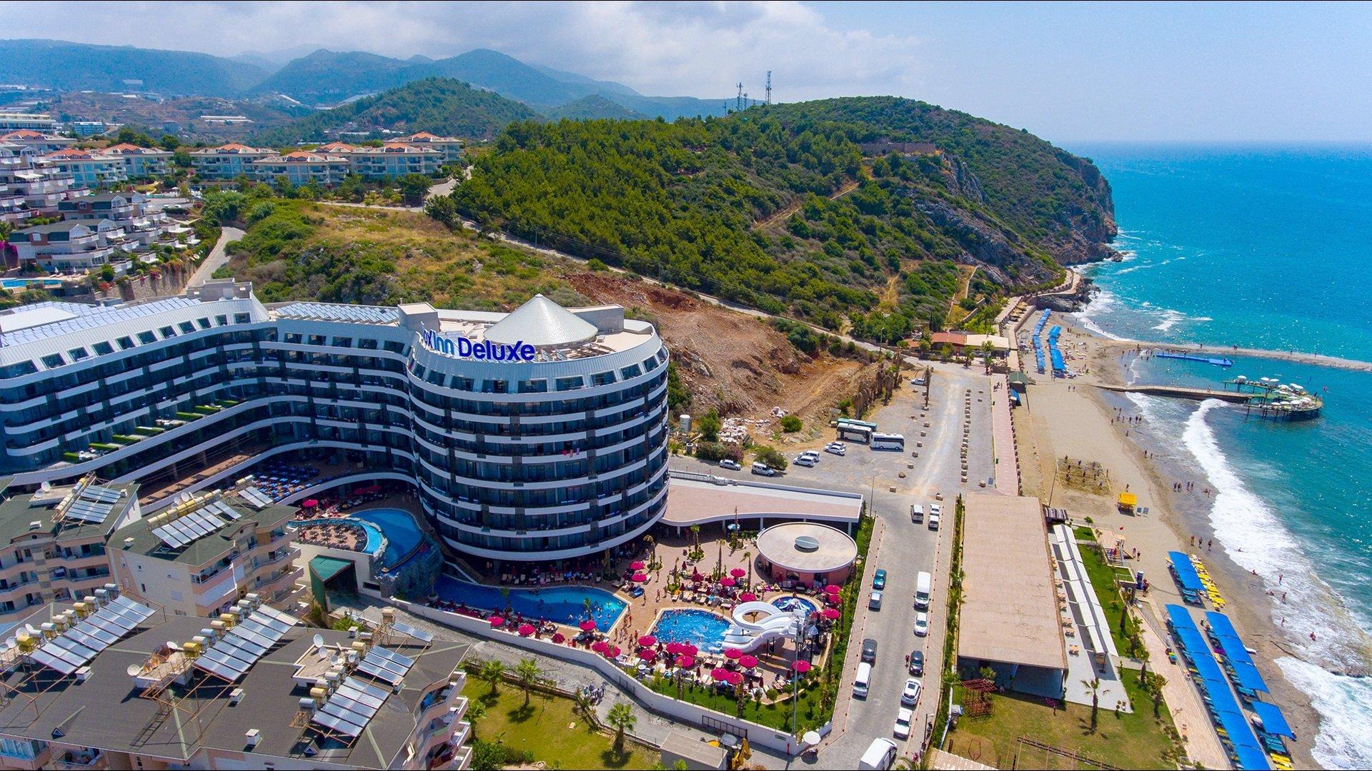 Hotel Noxinn Deluxe