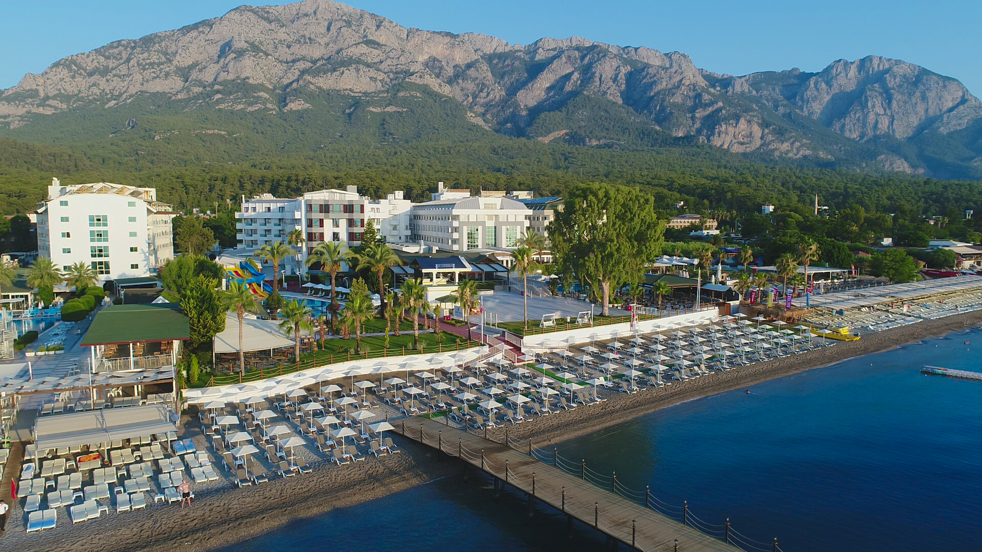 Hotel Sealife Kemer Resort (ex PGS Rose)
