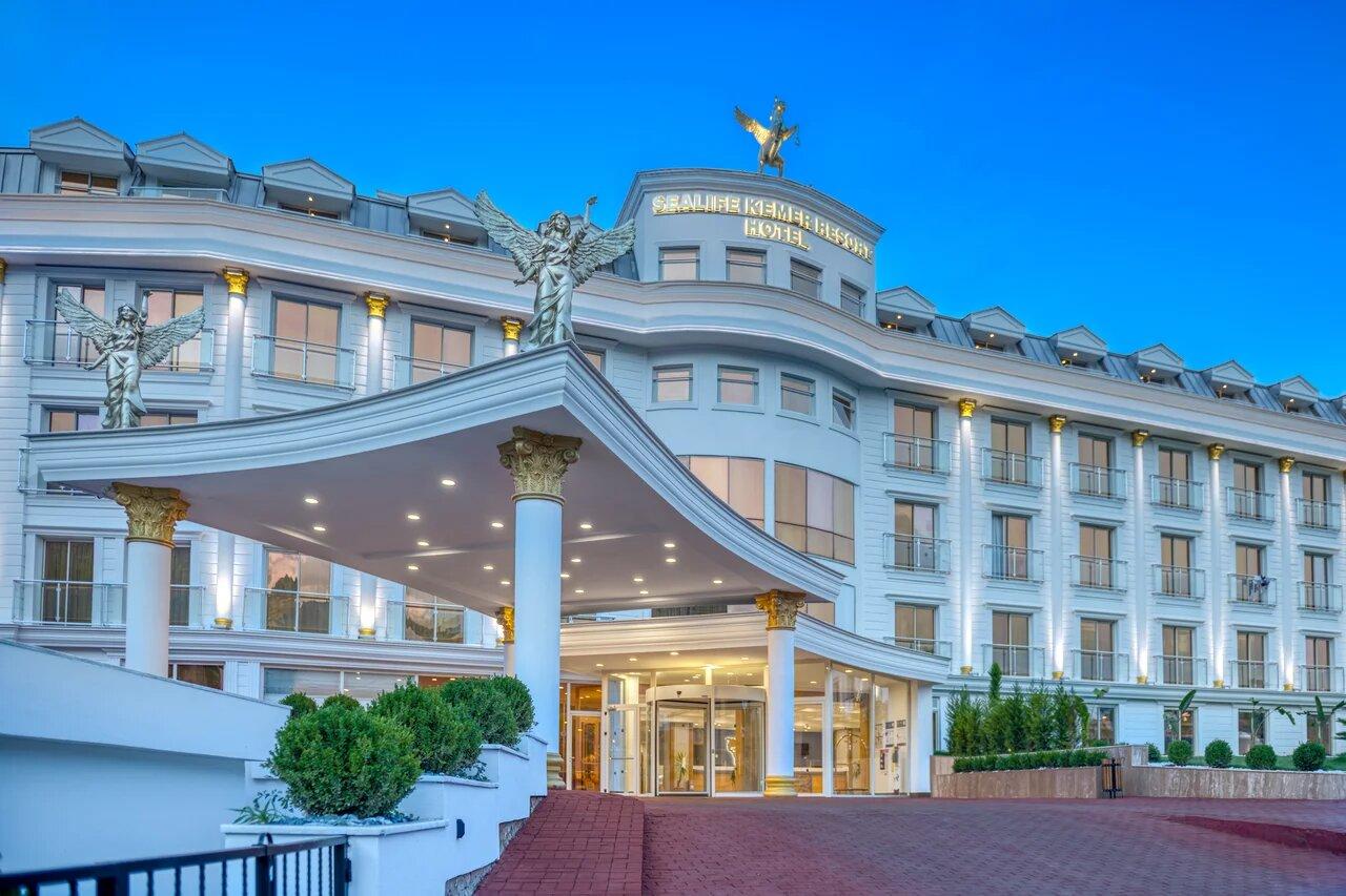 Hotel Sealife Kemer Resort (ex PGS Rose) #2