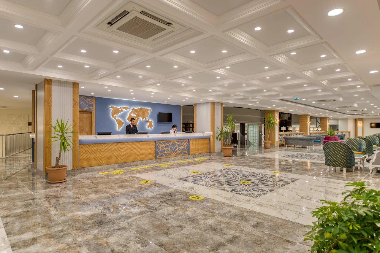 Hotel Sealife Kemer Resort (ex PGS Rose) #3