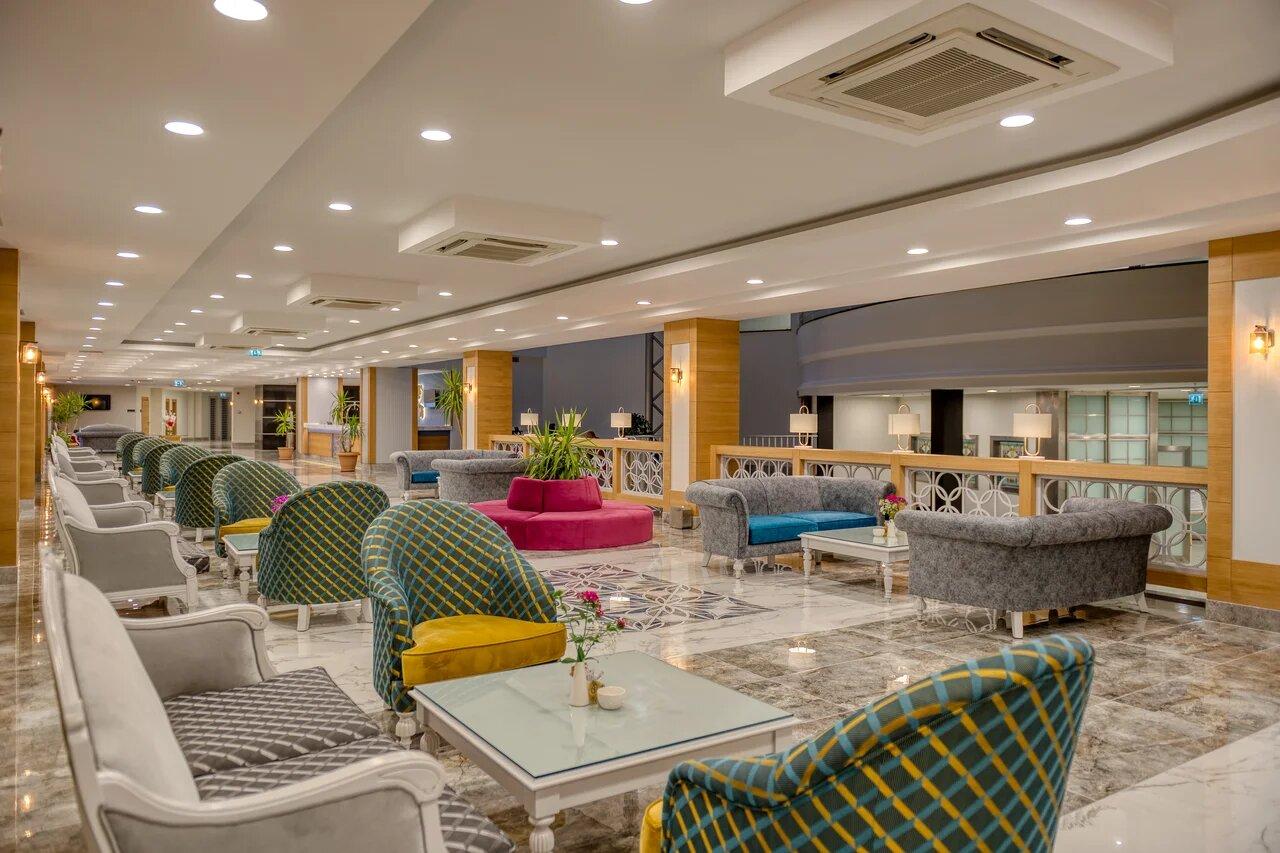 Hotel Sealife Kemer Resort (ex PGS Rose) #4