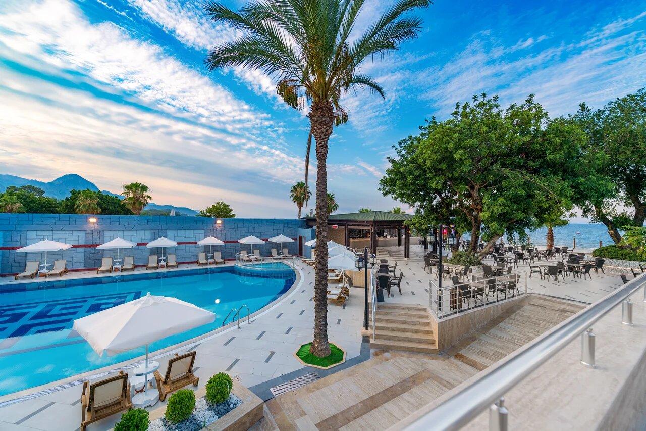 Hotel Sealife Kemer Resort (ex PGS Rose) #6
