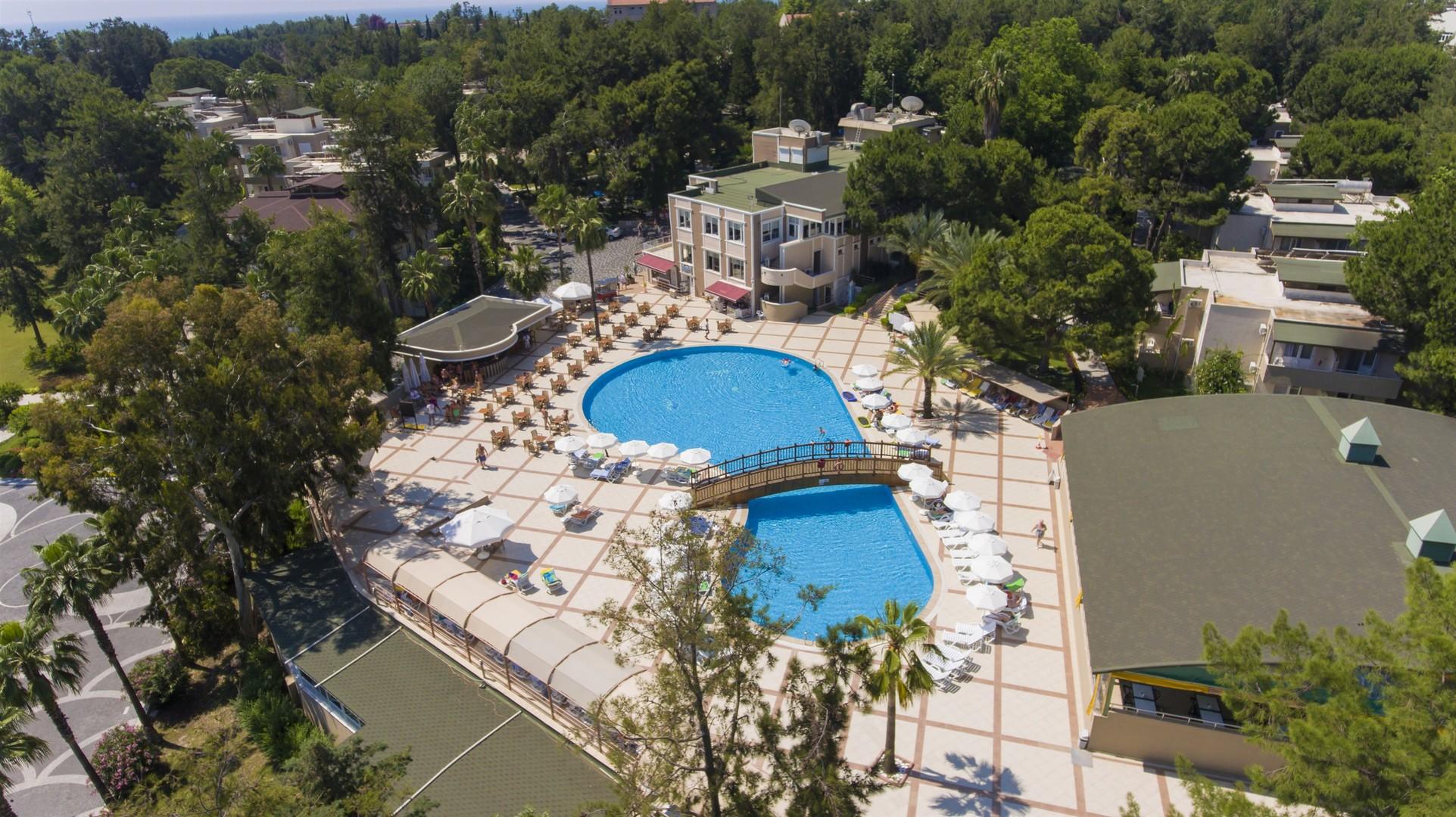 Hotel Club Sidelya #2