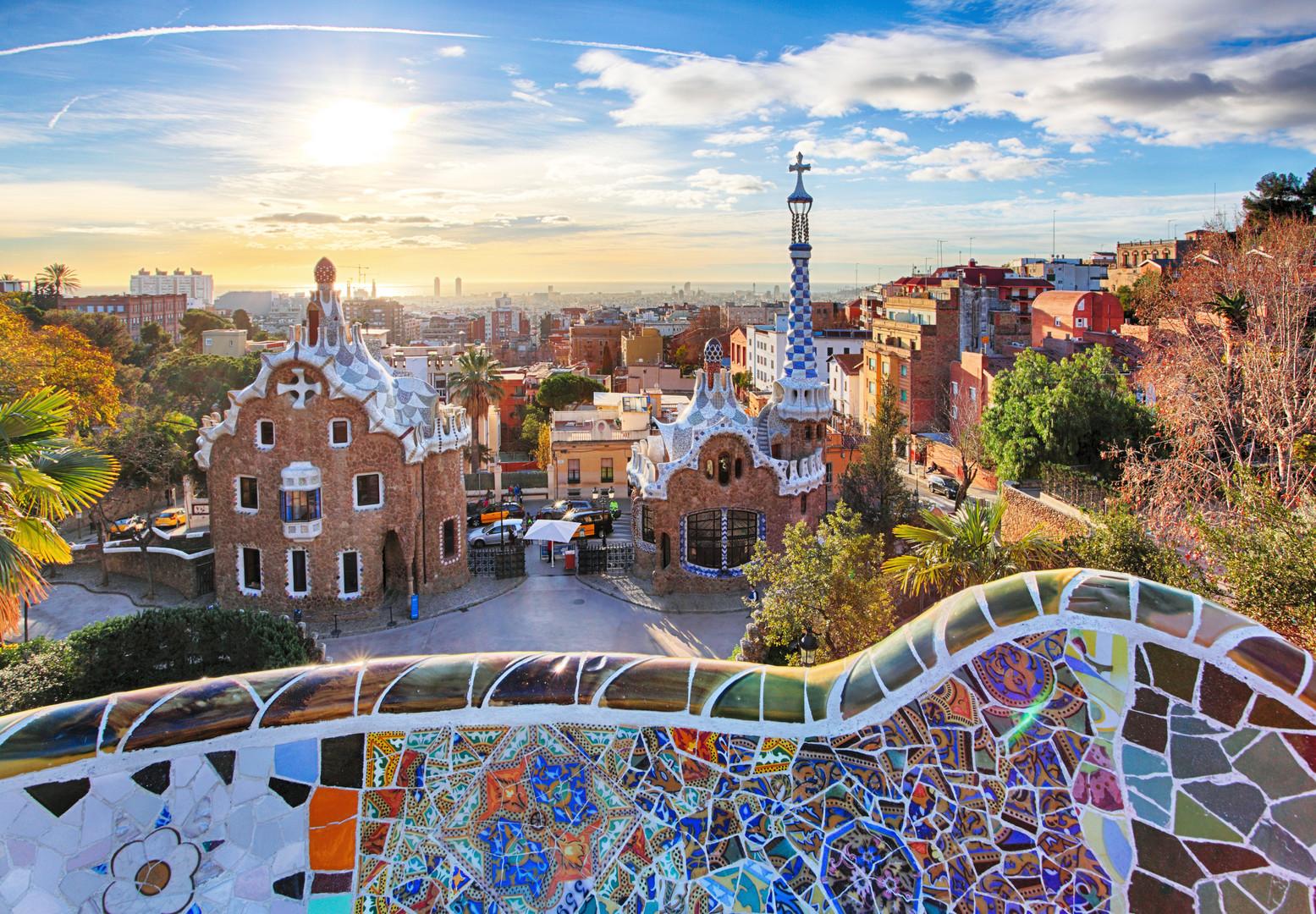 Prodloužený letecký víkend v Barceloně