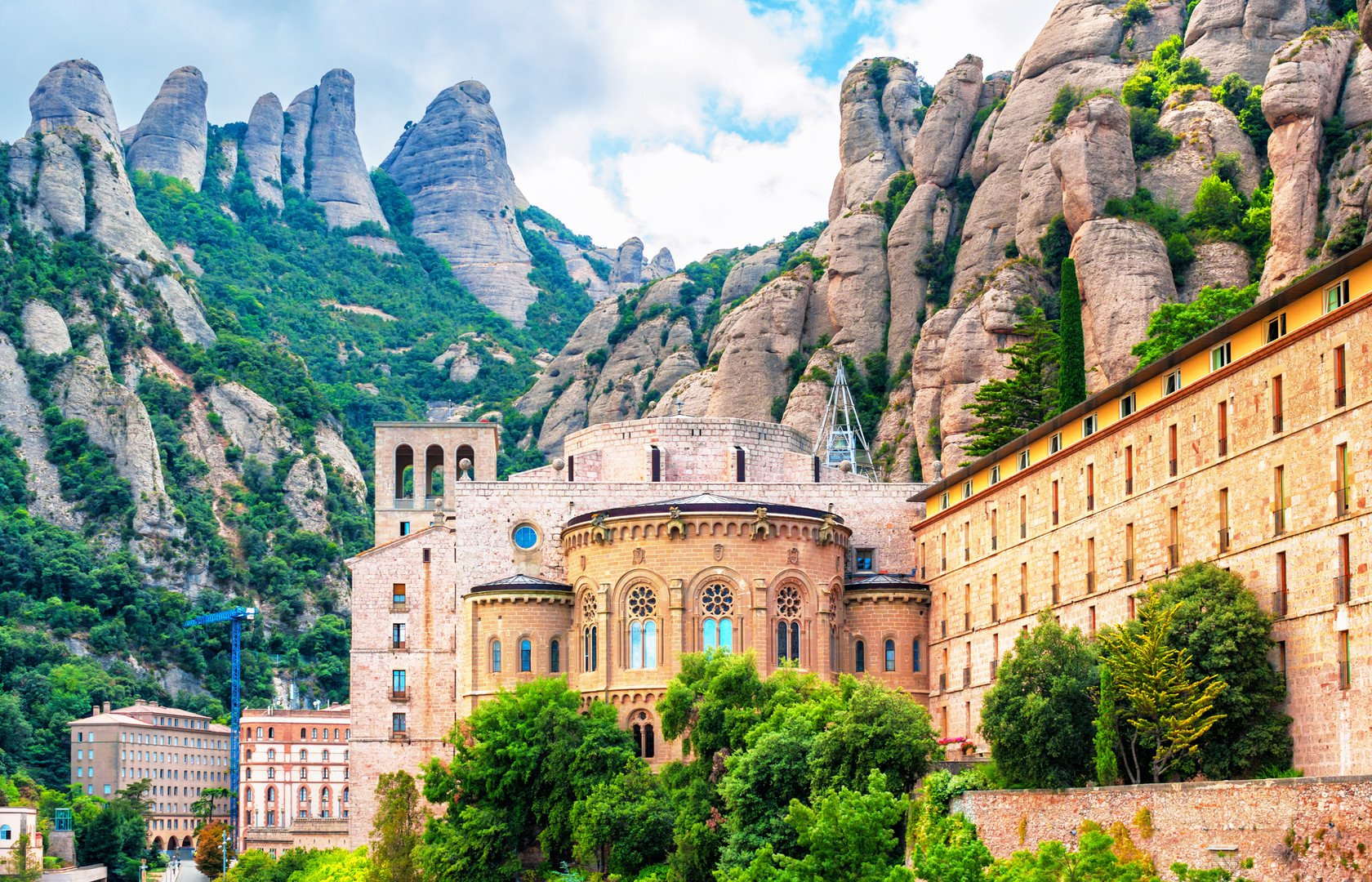 Krásy Katalánska s pobytem u moře