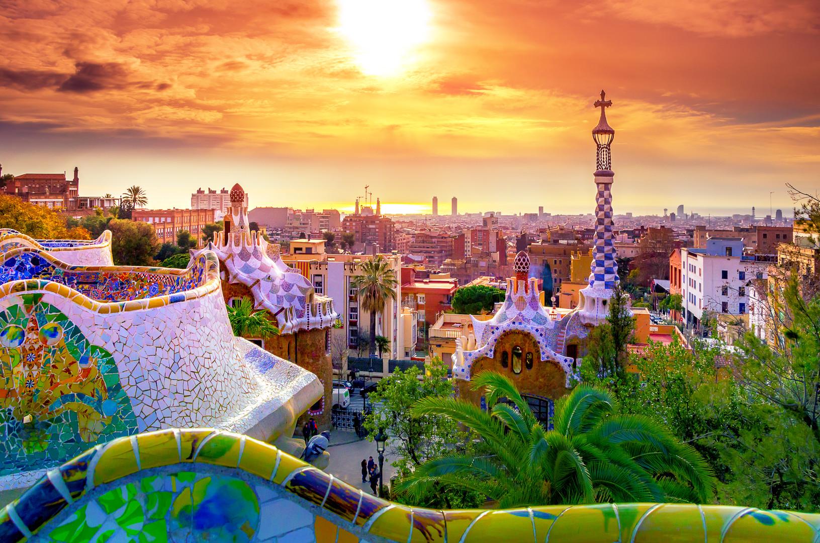Krásy Katalánska s pobytem u moře #5