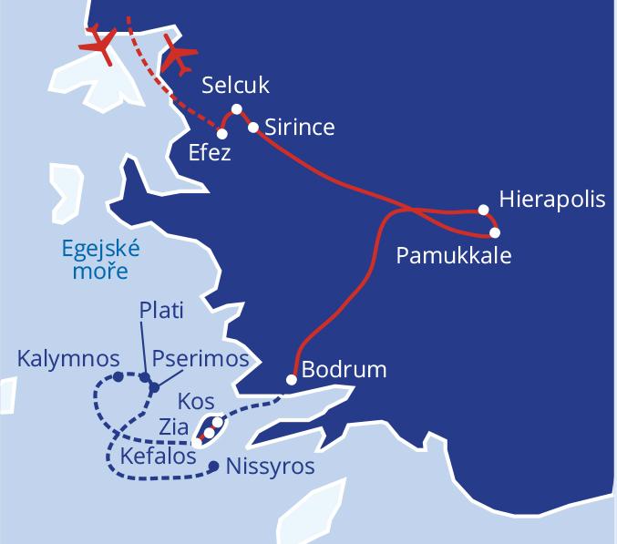 Turecké památky a Řecké ostrůvky #2