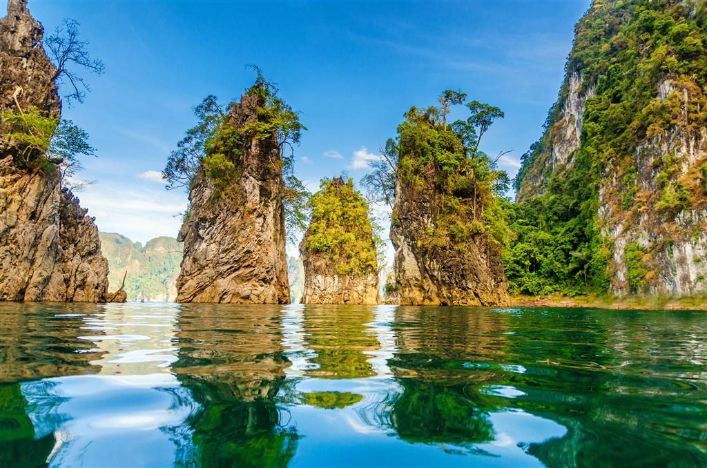 Za nejkrásnějšími památkami a plážemi Thajska #3