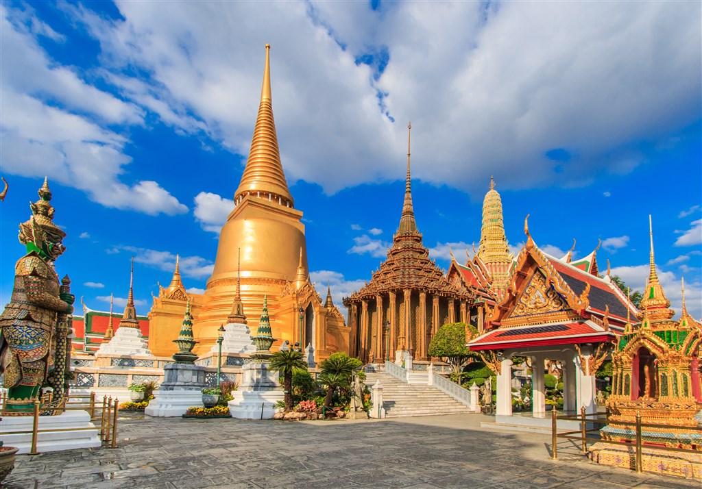 Za nejkrásnějšími památkami a plážemi Thajska #5