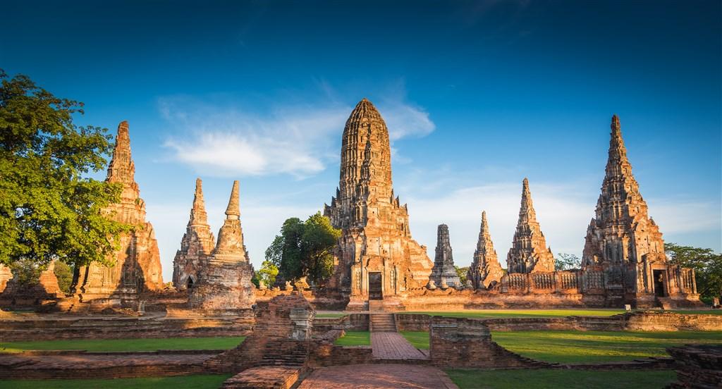 Za nejkrásnějšími památkami a plážemi Thajska #6