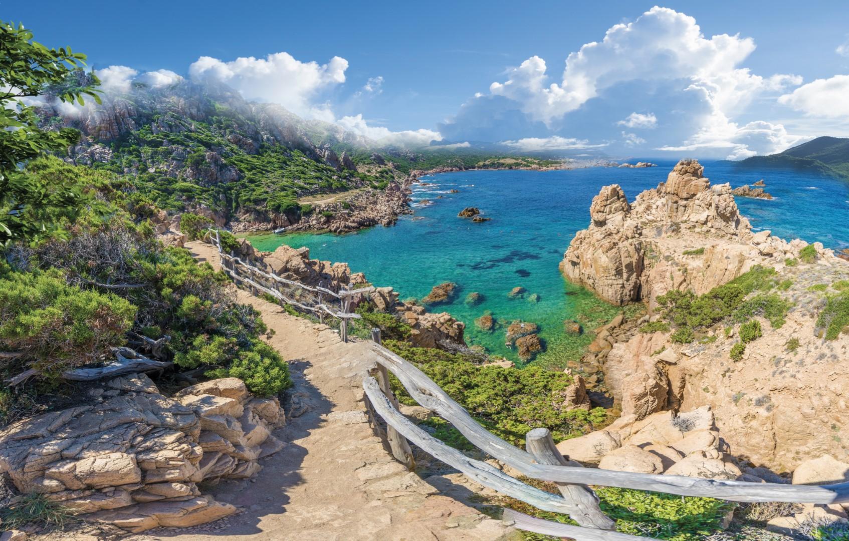 Korsika - Sardinie