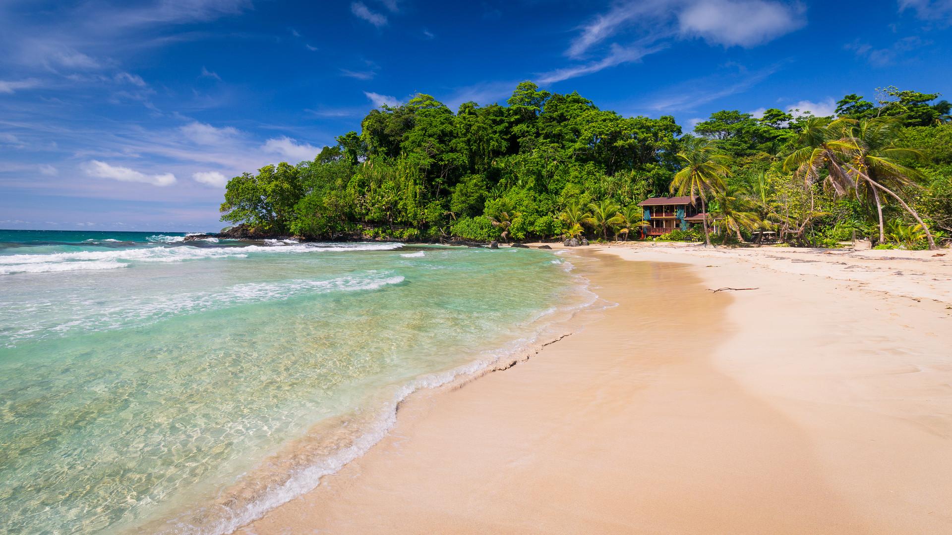Kolumbie - Panama