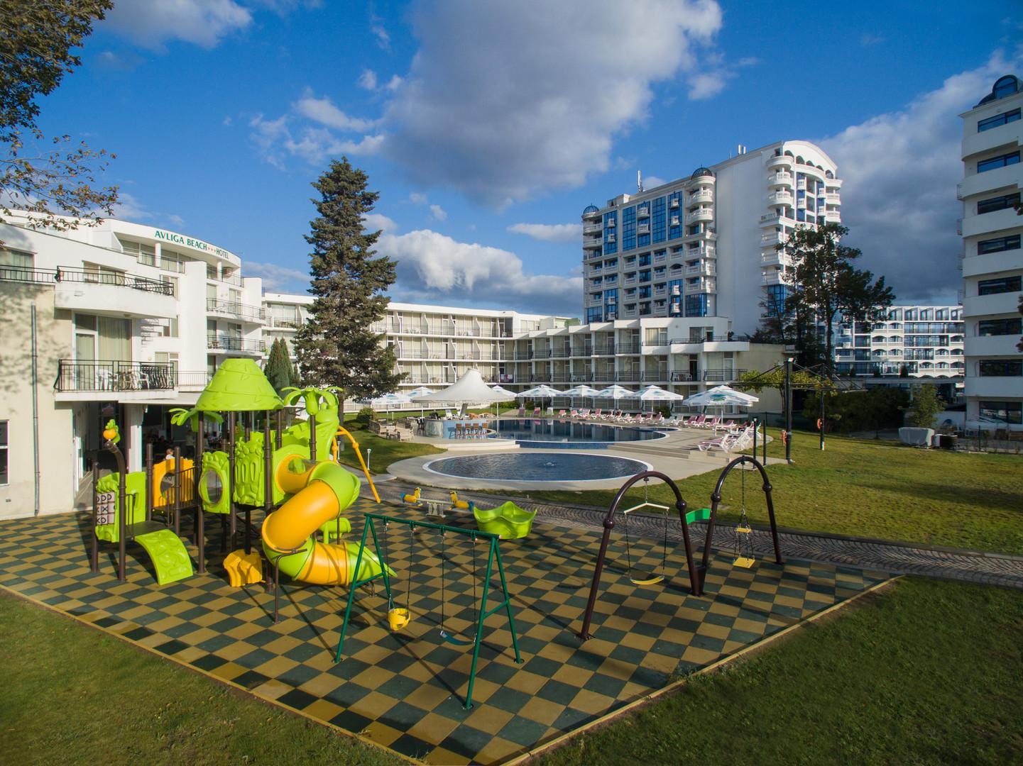 Hotel Avliga Beach #5