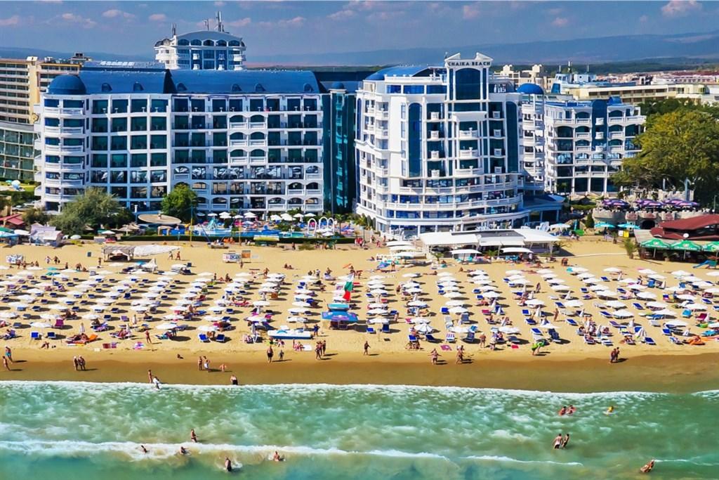 Hotel Čajka/Čajka Beach Resort