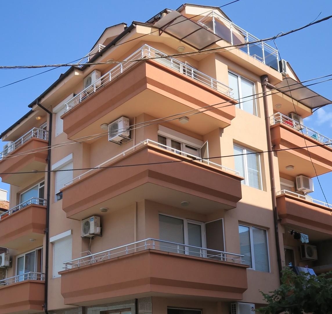Penzion Černo More