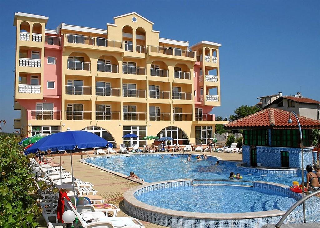 Hotel Stefanov III