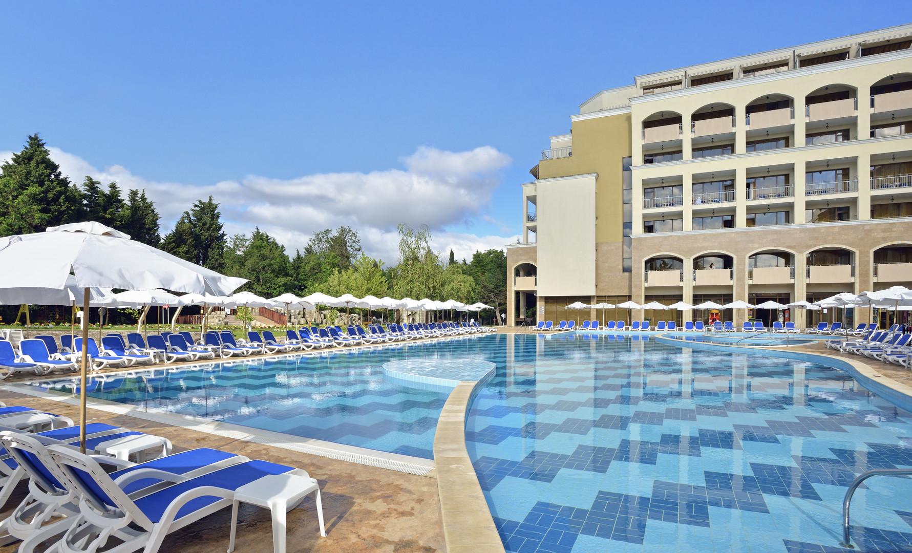 Hotel Sol Nessebar Palace #2