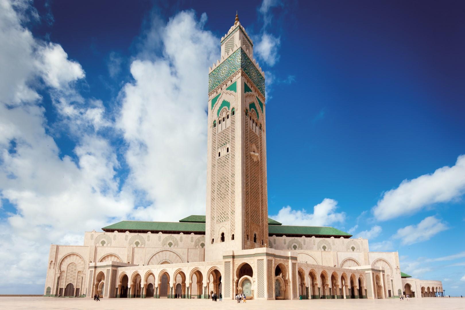 Nejkrásnější místa Maroka