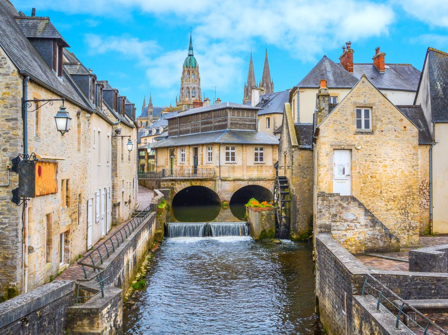 Bretaň a Normandie - perly Francie (letecky)