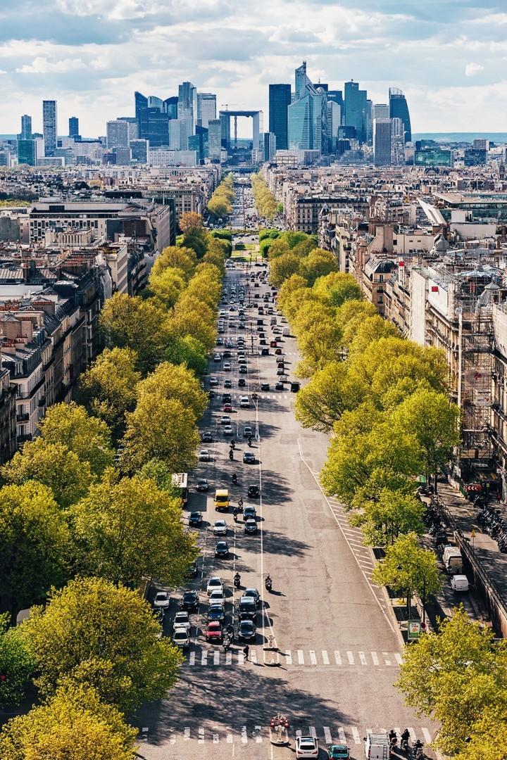 Paříž - víkendy #6