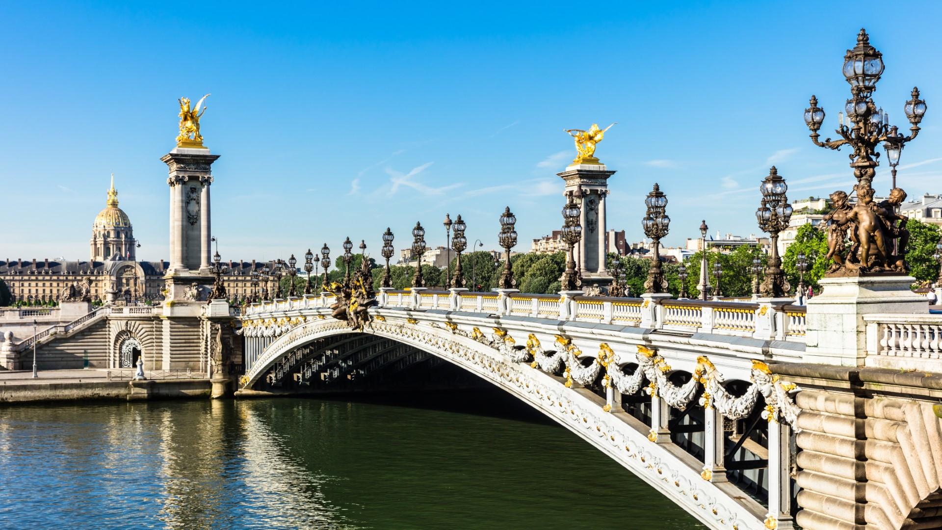 Paříž - prodloužený víkend #2