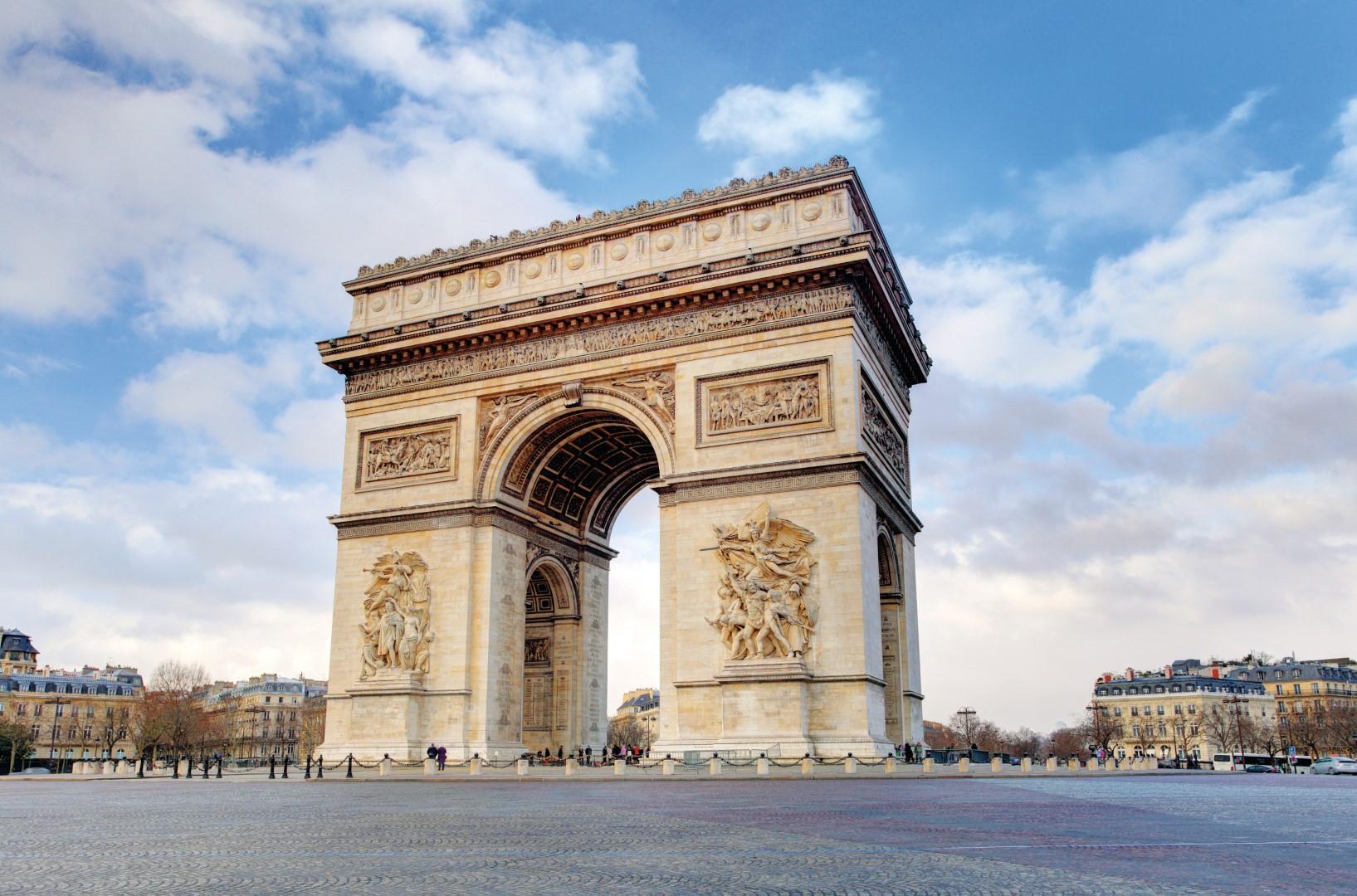 Paříž - prodloužený víkend #4