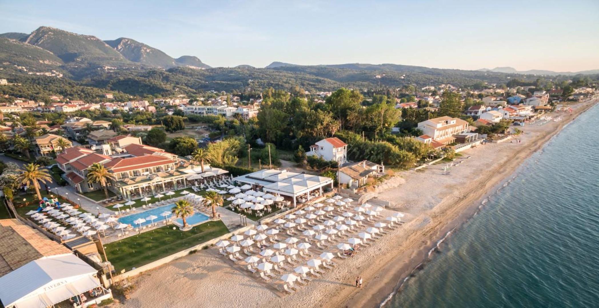 Hotel Acharavi Beach #3