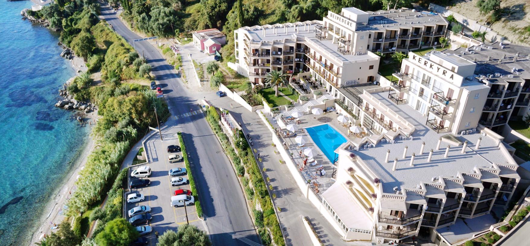 Hotel Belvedere Korfu