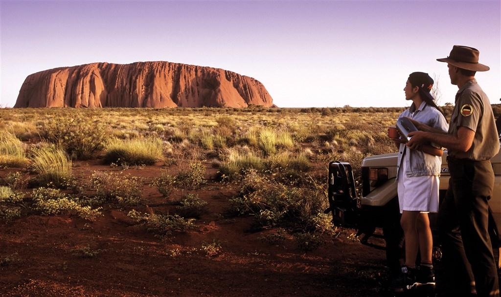Austrálie - Zlatý trojúhelník