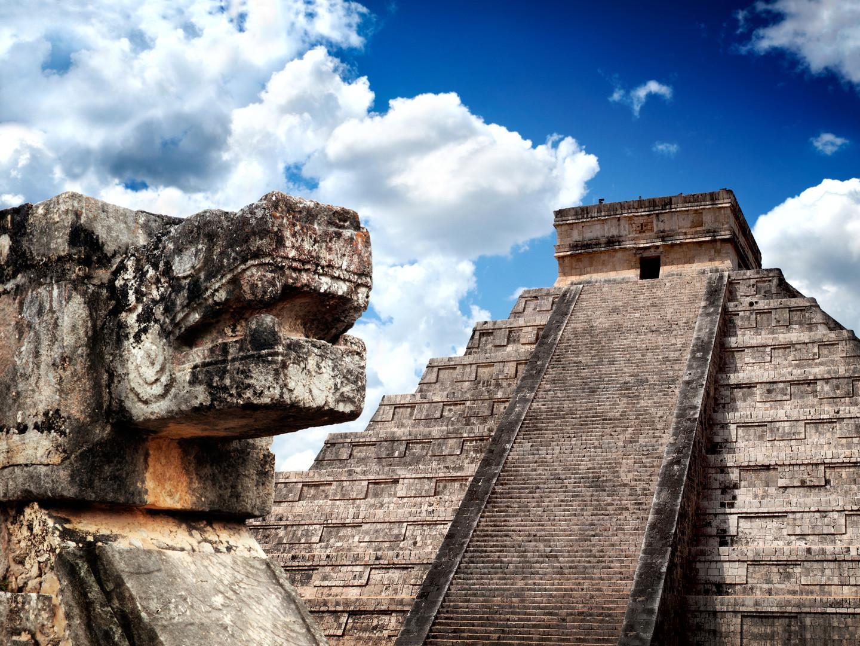 To nejlepší z Yucatánu (12 dní)