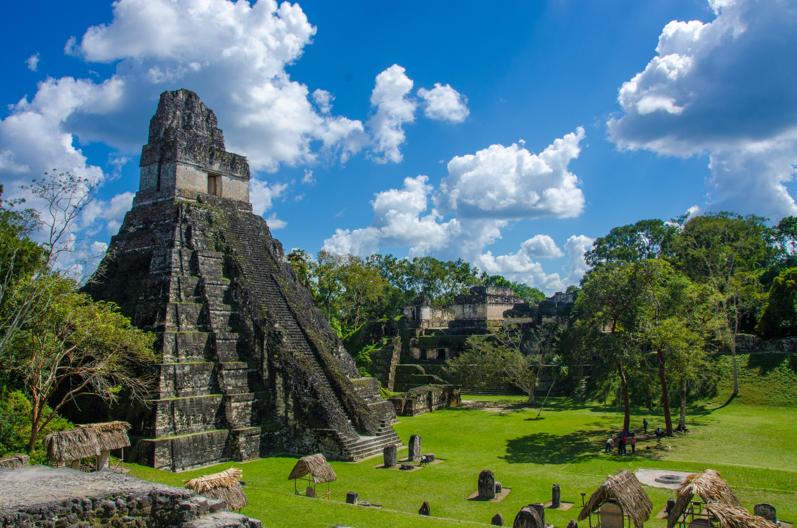 Mexiko, Guatemala, Belize – Po stopách mayské civilizace