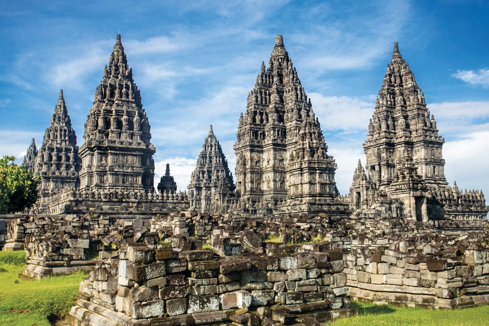 Nejkrásnější ostrovy Indonésie