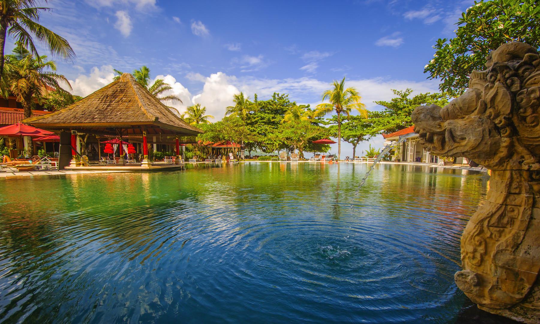 Hotel Keraton Jimbaran Resort & Spa