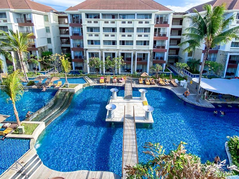 Hotel Swiss Bel Watu Jimbar