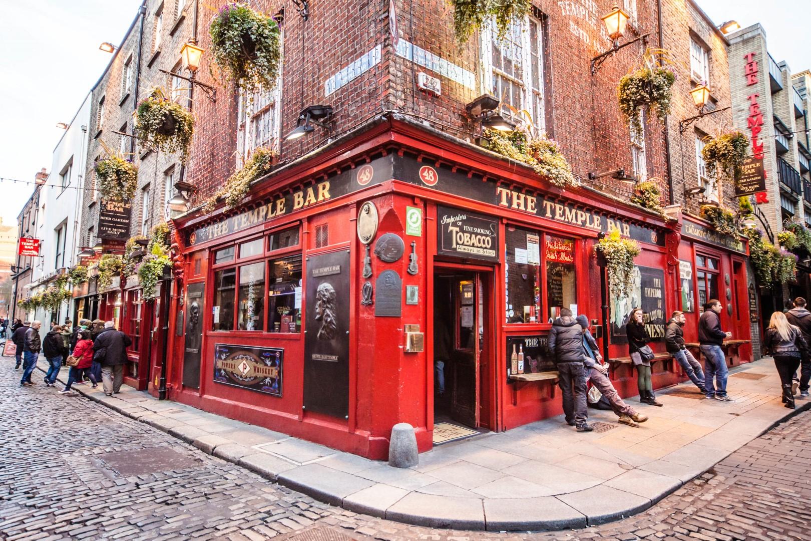 Prodloužený víkend v Dublinu #3