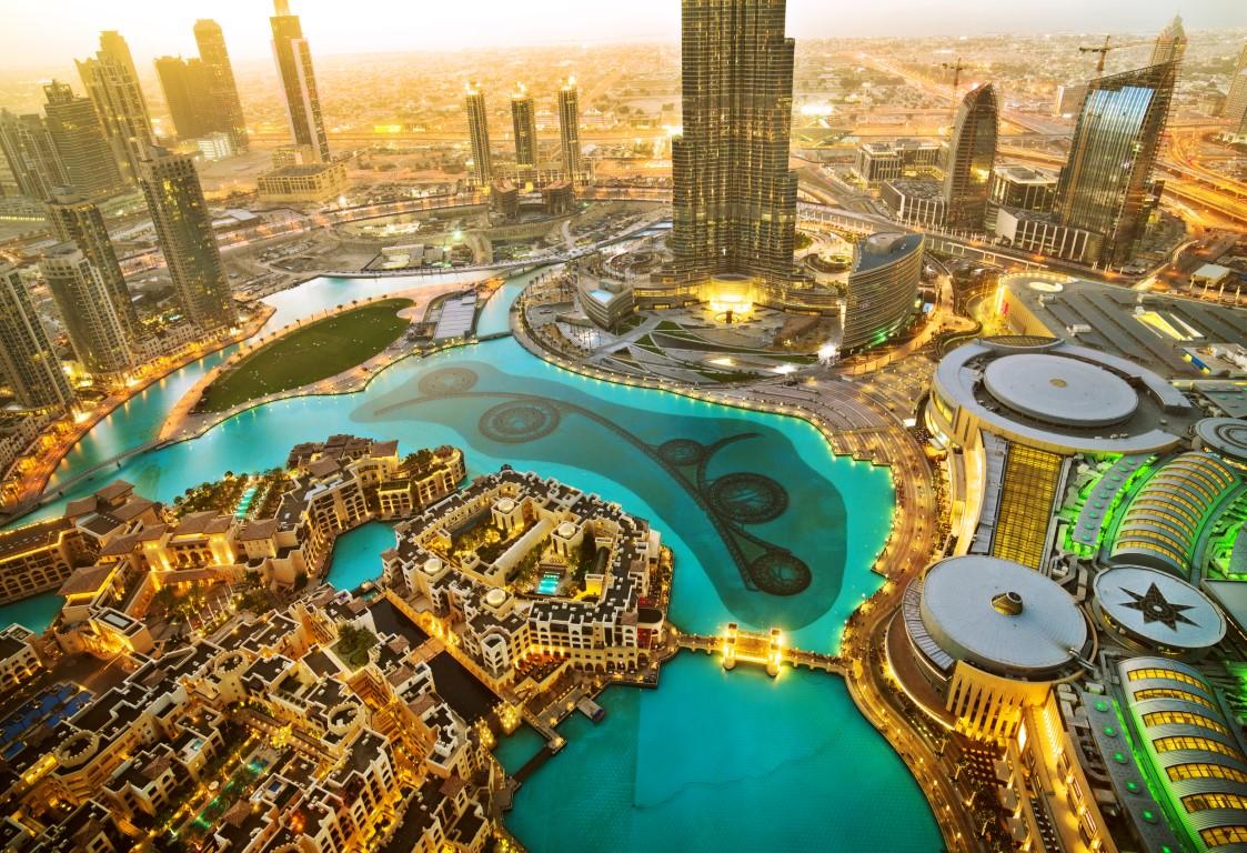Prodloužený víkend v Dubaji exclusive