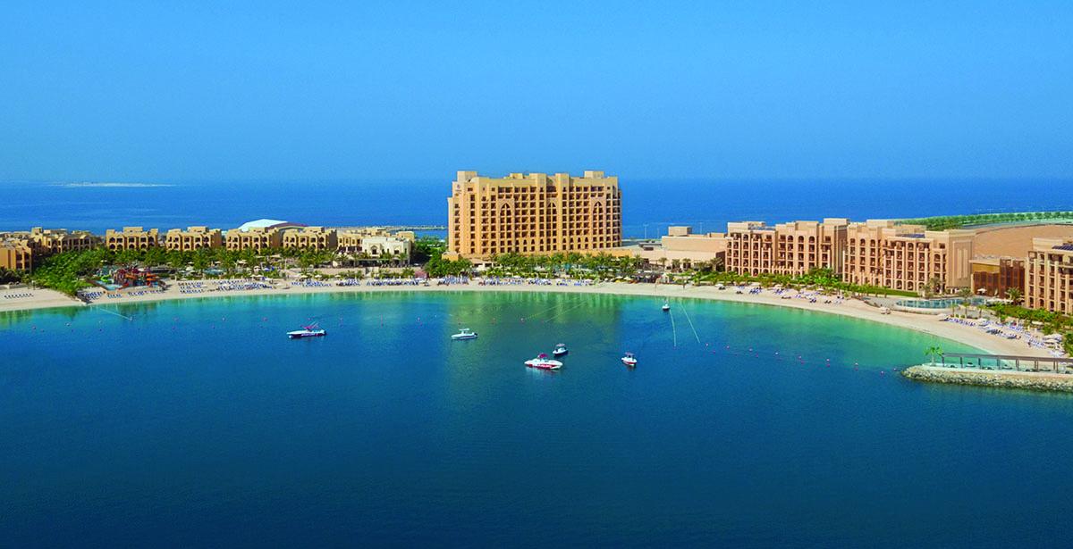 Hotel DoubleTree by Hilton Resort & Spa Marjan Island